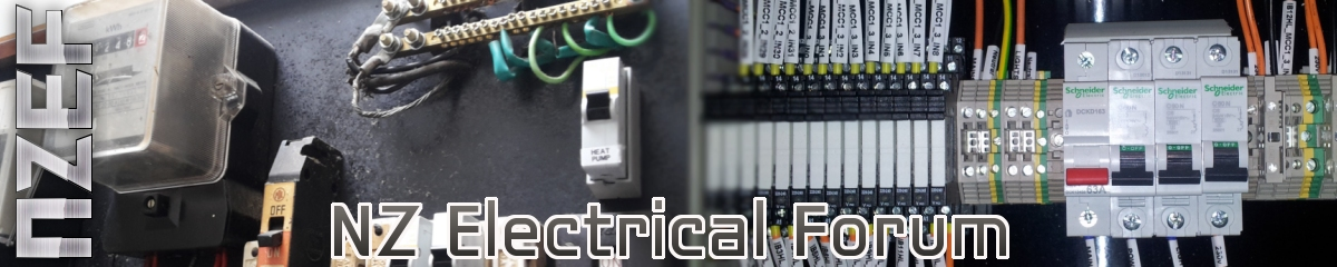 NZ's Electrical Forum